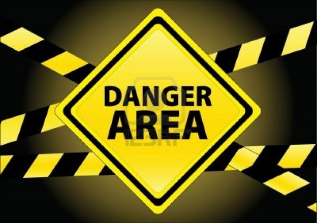 4983165-danger-area