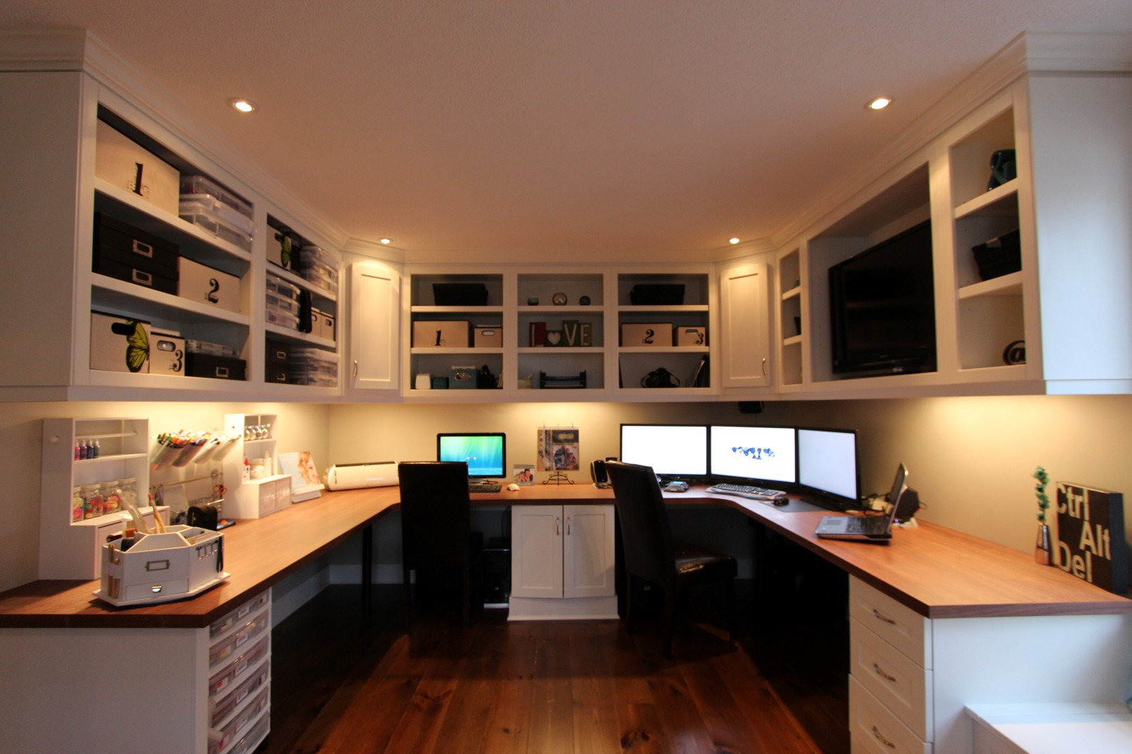 10 Ideas For A Great Home Office