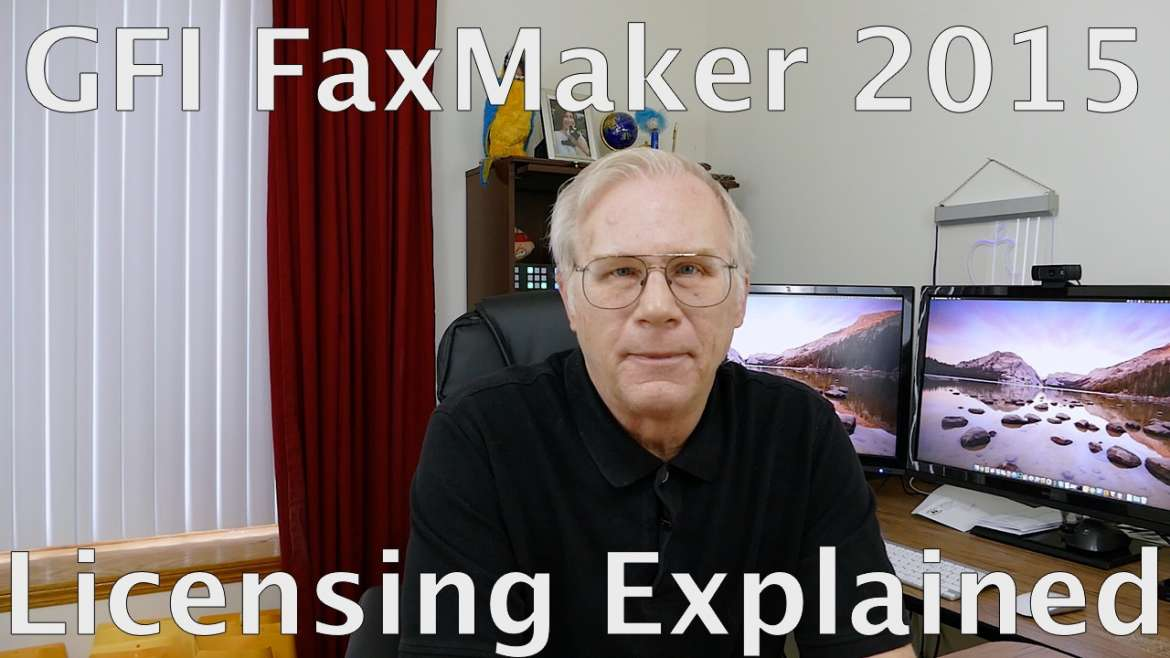 Licensing GFI FaxMaker As Fast As Possible