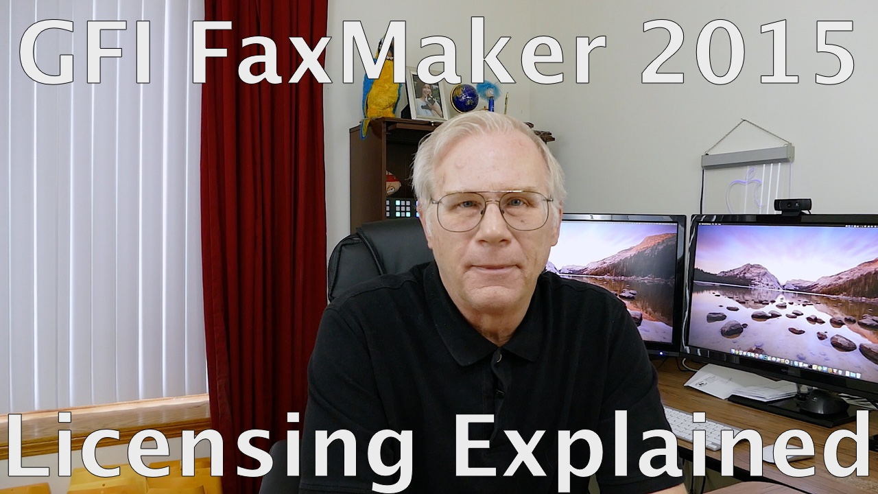FaxMaker License